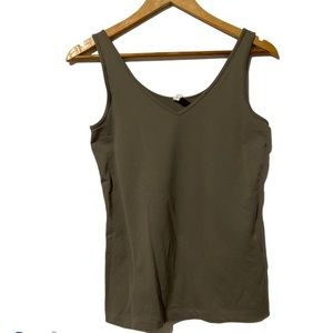 Banana Republic Very Soft Tank Top reversible